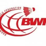 Peringkat dunia BWF 2012