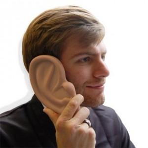 casing telinga