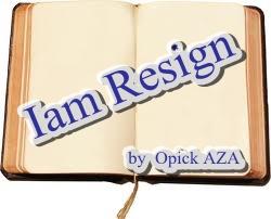 Inilah Contoh Surat Pengunduran Diri Bahasa Inggris (Resign Letter)