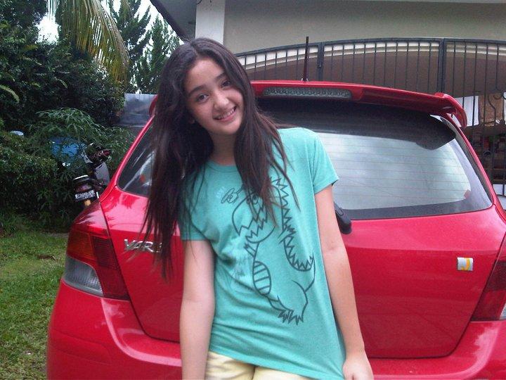 Ranty Maria Aprilly Kariso