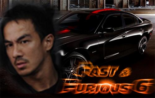 Profil Dan Biodata Joe Taslim Foto Joe Taslim Fast And Furious 6 2013