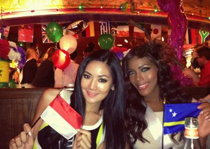 Maria Selena (di ajang Miss Universe 2012)