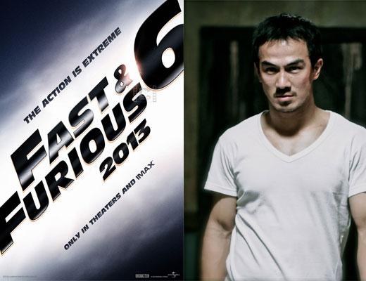 Joe Talim Fast Furious 6