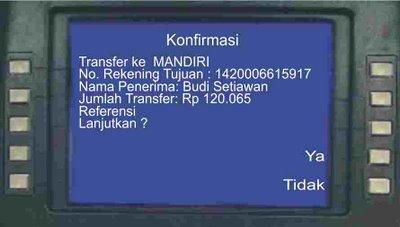 Kode Bank| ATM Bersama Terbaru|Transfer Via ATM | Bingkai Berita