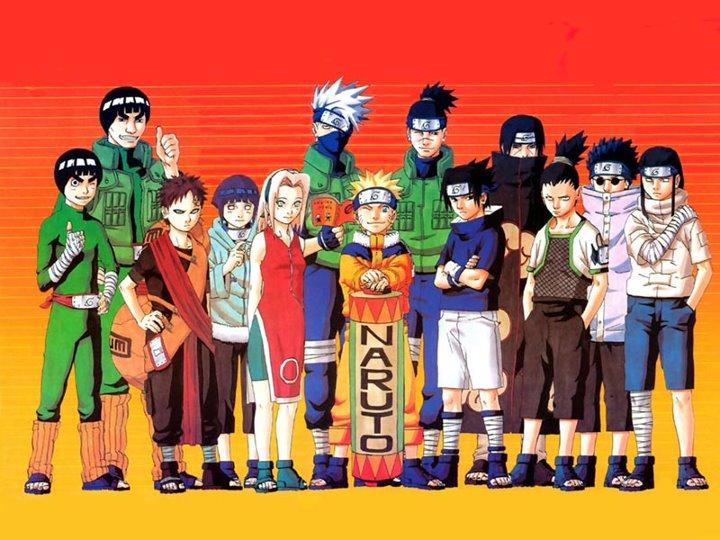 Naruto Shippuden 2013
