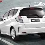 new honda jazz 2013