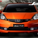 new- honda jazz 2013