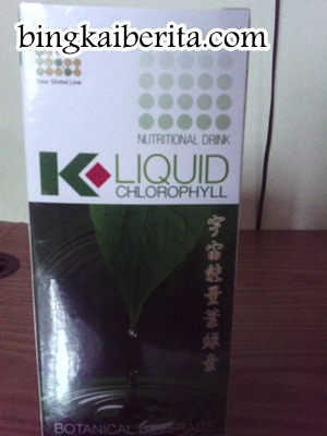 suplemen chlorophyll