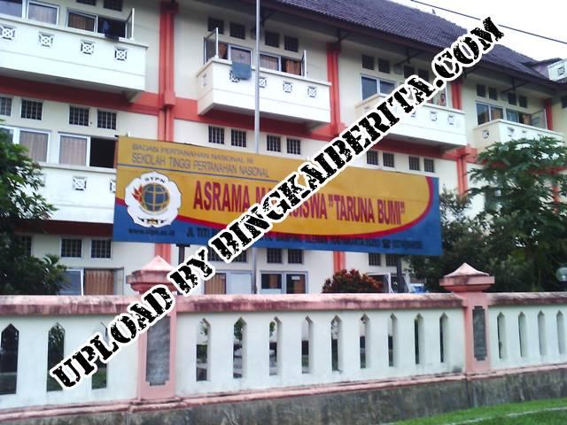 asrama mahasiswa STPN