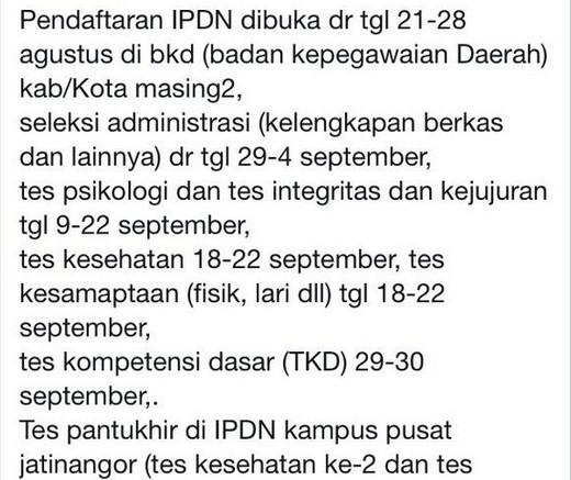 IPDN 2014