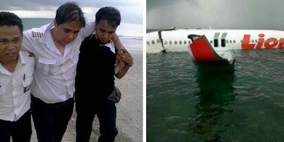 Pesawat Lion Air jatuh 2