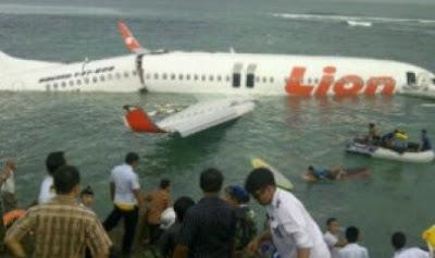 Pesawat Lion Air jatuh 3