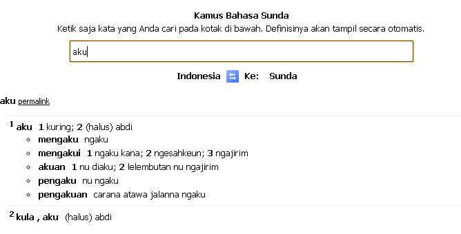 Topik : kamus bahasa jawa , kamus bahasa sunda online , translate indo ...