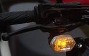 lampu sen yamaha x ride