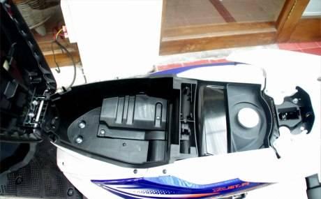 bagasi yamaha x_ride