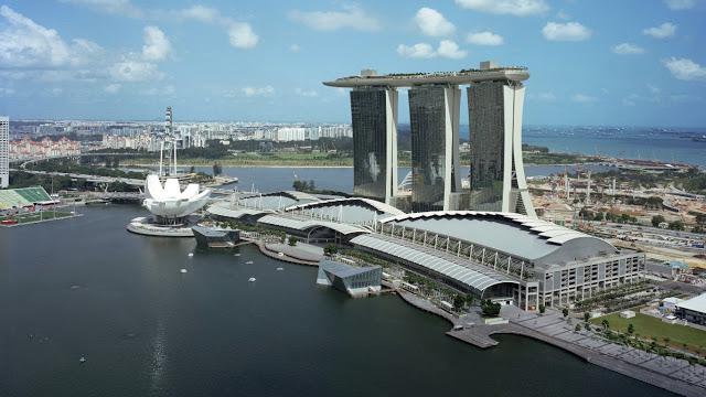 Marina Bay Sands in Singapore_1