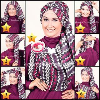 Tutorial-Hijab-Style-dengan-pasmina-tribal