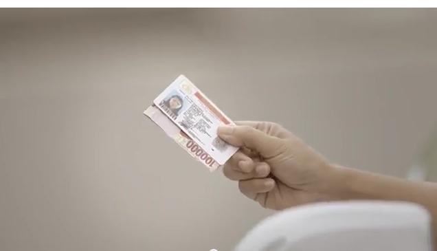 uang dan sim