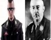 Ahmad Dhani berkostum Nazi