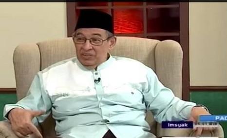 Video Kontroversi Quraish shihab