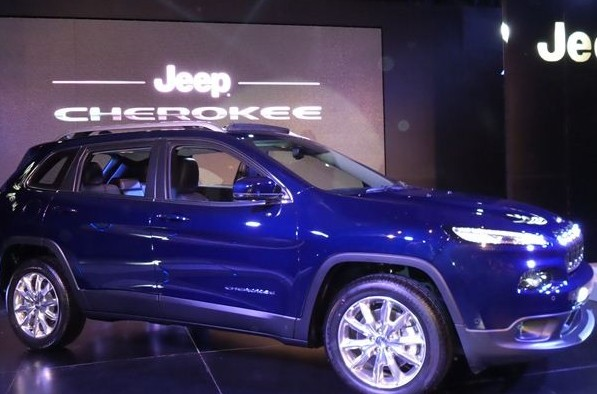All New Jeep Cherooke