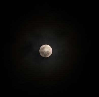 Foto Bulan ISO 800
