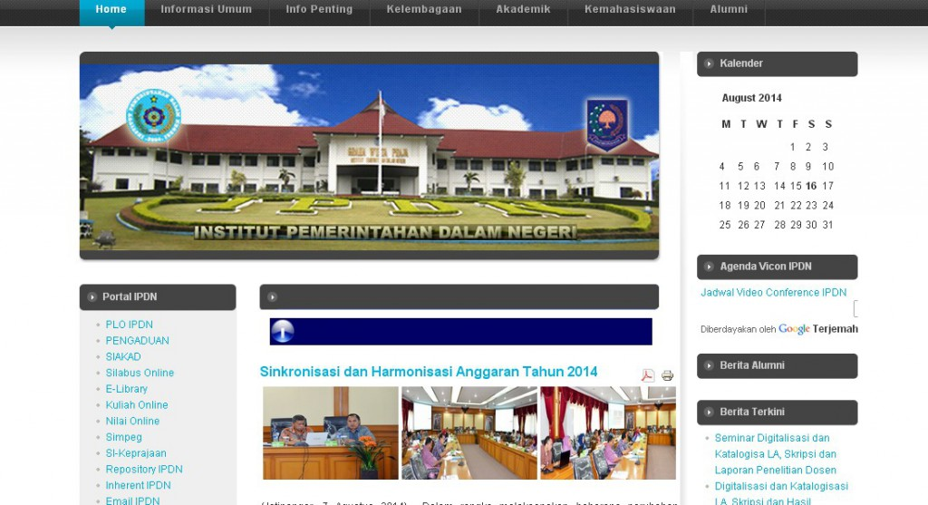 Portal IPDN