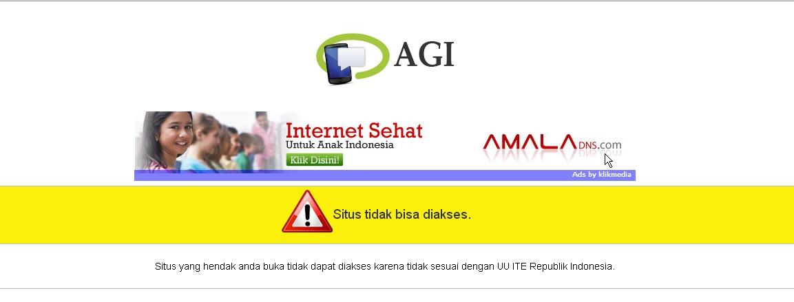 Tips dan Cara Membuka Situs Yang Diblokir Pemerintah, Telkomsel Maupun ...
