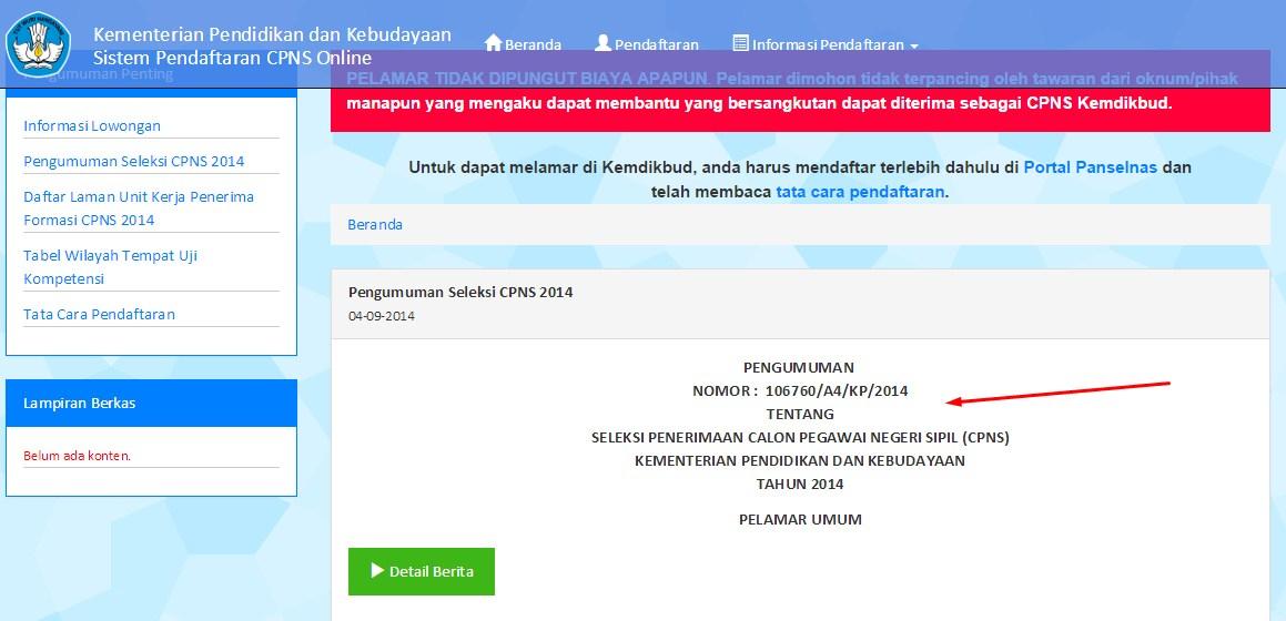 Cpns Kemendikbud Download Lengkap
