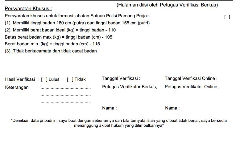 verifiksi online
