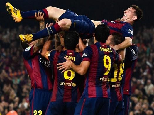 Lionel Messi Raja Gol