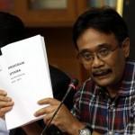 Cawagub Pilihan Ahok, Djarot Saiful hidayat