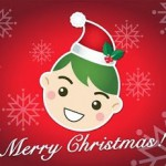 Logo Merry Christmas