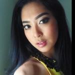 Maria Rahajeng Selfie