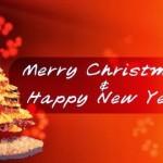 Ucapan Natal & tahun baru