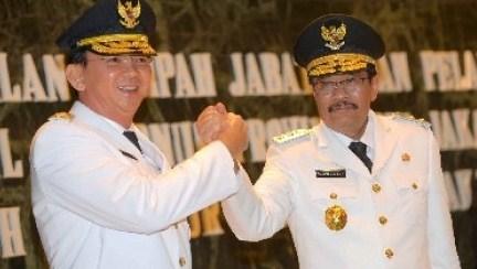 Wakil Gubernur DKI Baru Djarot Saiful Hidayat