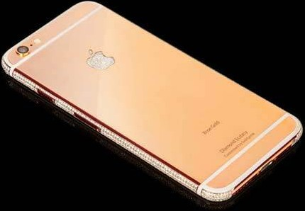 Harga Iphone Emas