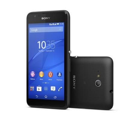 Ponsel Murah Sony Xperia E4G
