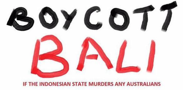 boycottbali