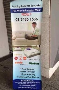 iklan robot malaysia