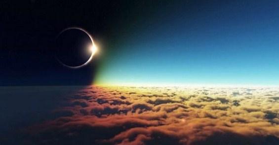 gerhana matahari di Inggris