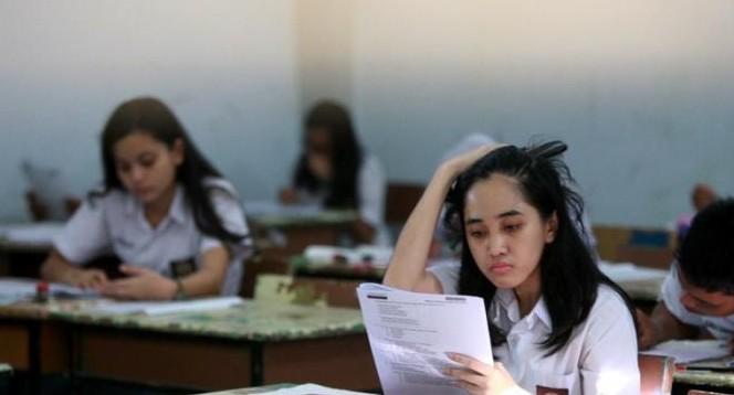 Pengumuman Hasil UN SMA