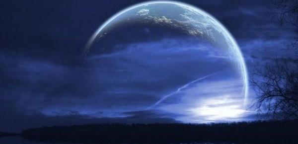bulan malam lailatul qodar