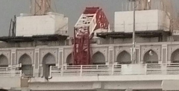 Tragedi Jatuhnya Crane di Masjidil Haram