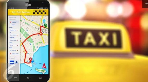 Harga Tarif Taksi Online