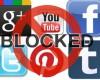 Sosial Media di Blokir