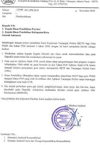 proses penerbitan SKTP