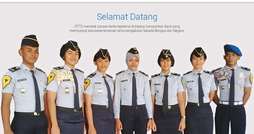 Tata cara Pendaftaran Politeknik Transportasi Darat Indonesia - STTD
