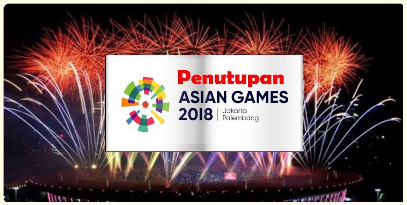 Penutupan Asian Games