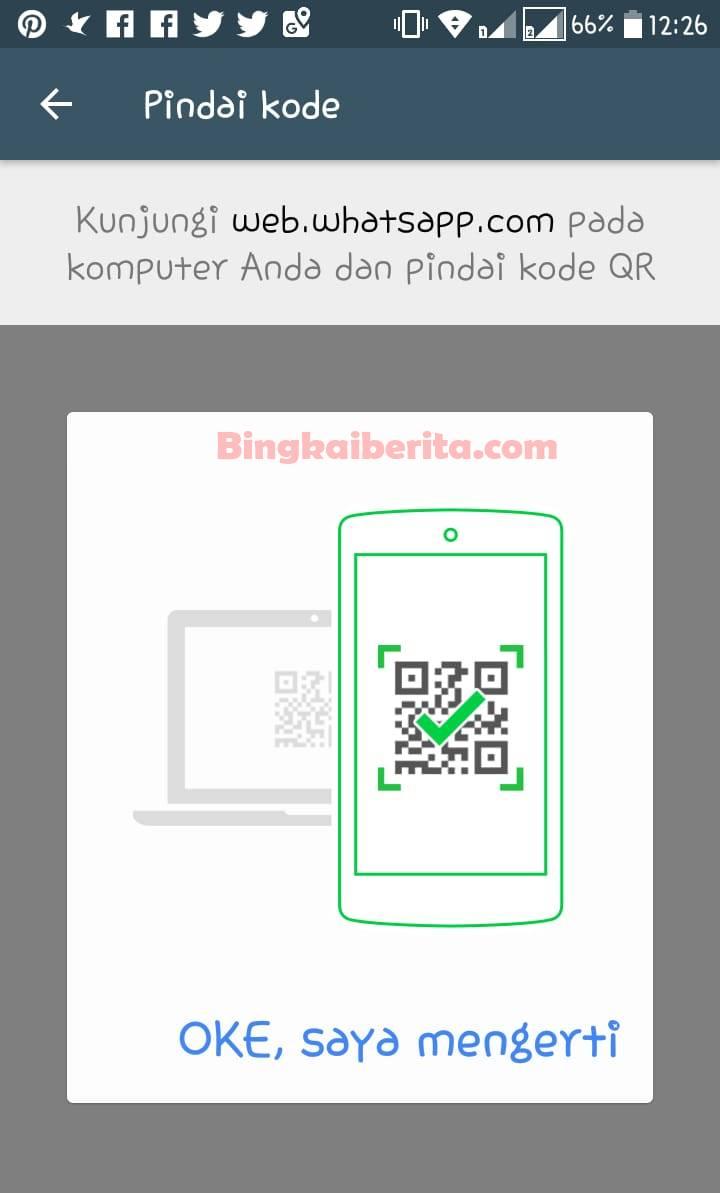 SCAN Barcode WA WEB